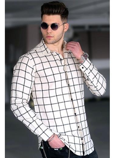 Madmext   Erkek Gömlek 4938 Siyah